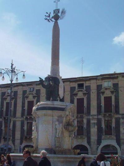 Catania_fontana